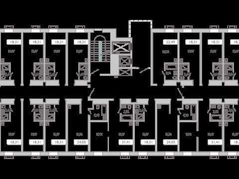 Апарт-отель Cleverland (Клеверленд)